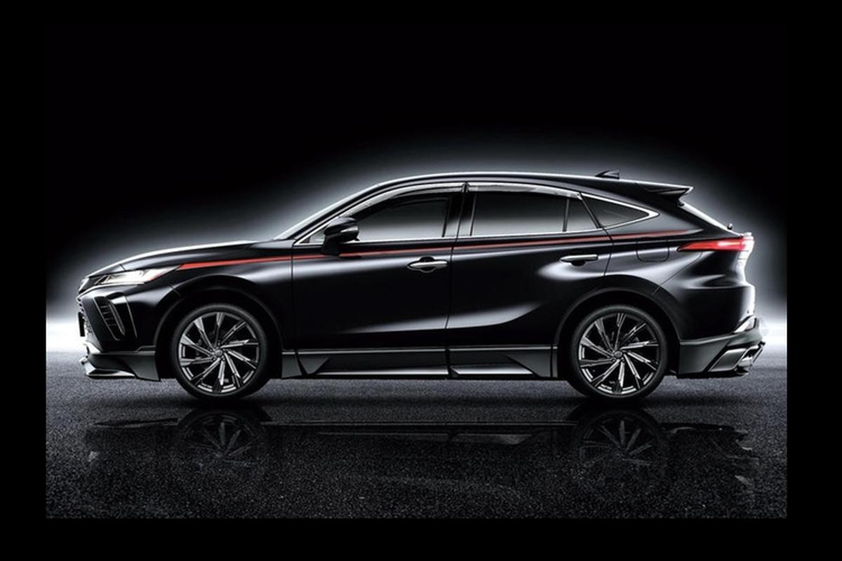 Toyota Venza 2021 voi goi nang cap GR tu 186 trieu dong-Hinh-5
