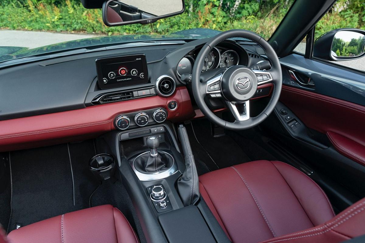 Mazda MX-5 R-Sport ban gioi han 150 xe, tu 34.360 USD-Hinh-4