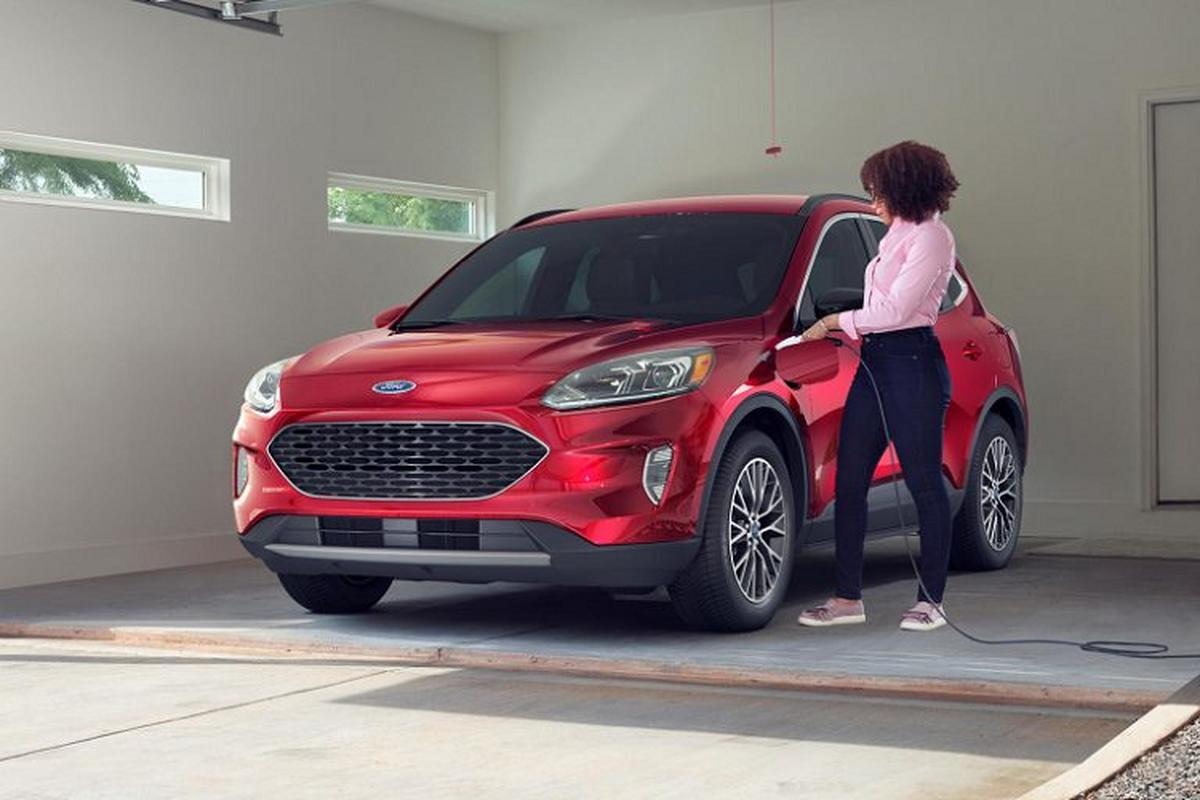 Ford Escape Plug-in Hybrid moi
