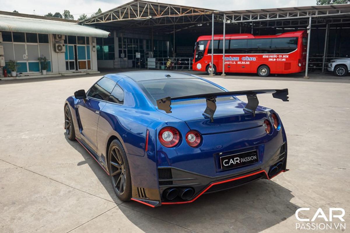 Nissan GT-R R35 do bodykit Nismo hon 1 ty o Sai Gon-Hinh-10