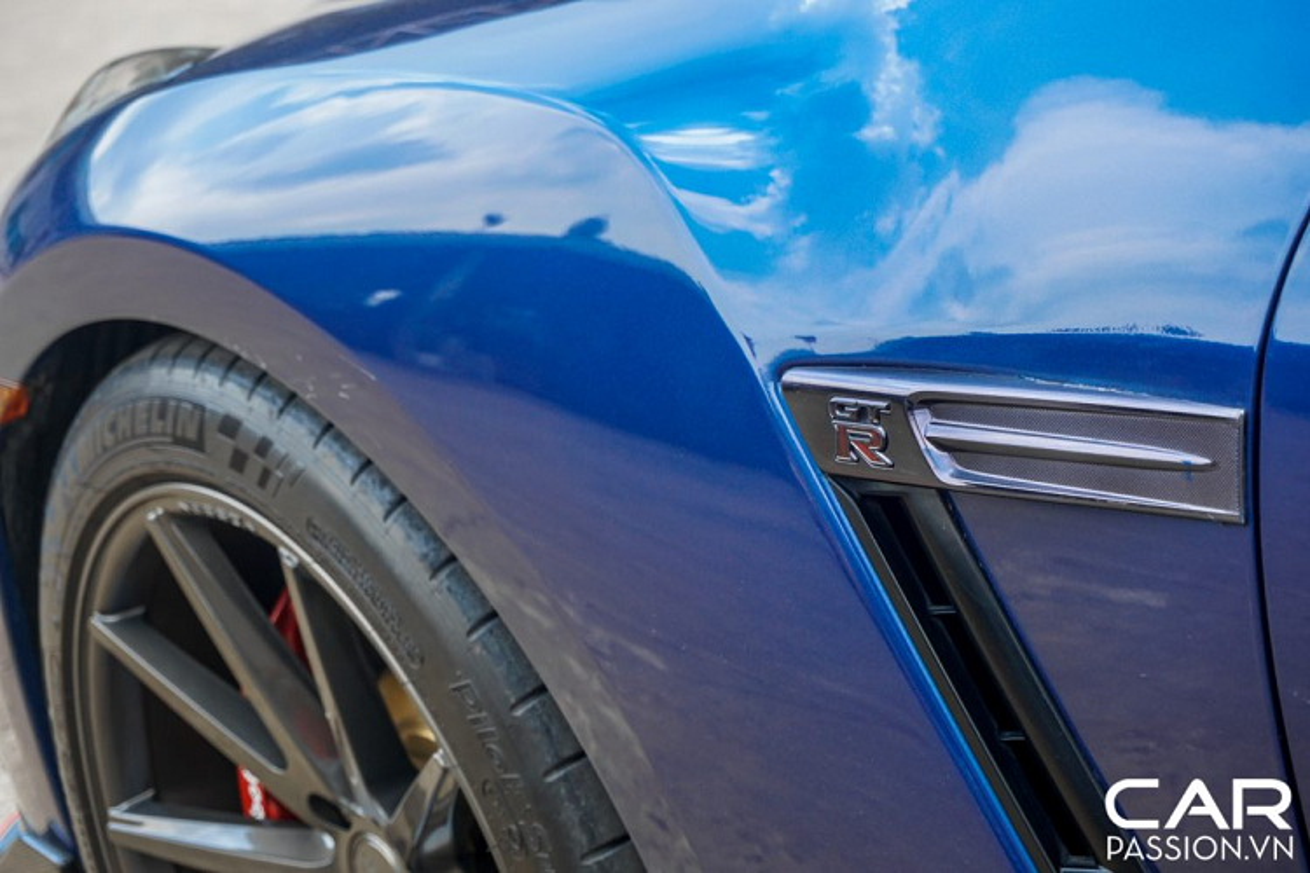 Nissan GT-R R35 do bodykit Nismo hon 1 ty o Sai Gon-Hinh-2