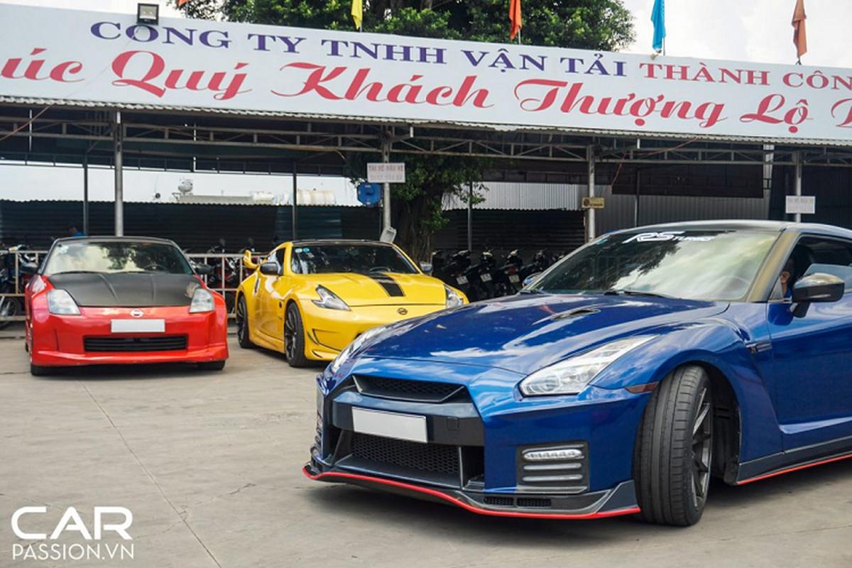 Nissan GT-R R35 do bodykit Nismo hon 1 ty o Sai Gon-Hinh-9