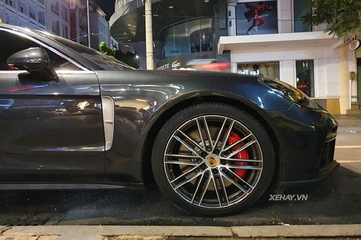"""""""Dien kien"""" Porsche Panamera Turbo hon 12 ty o Sai Gon-Hinh-3"""