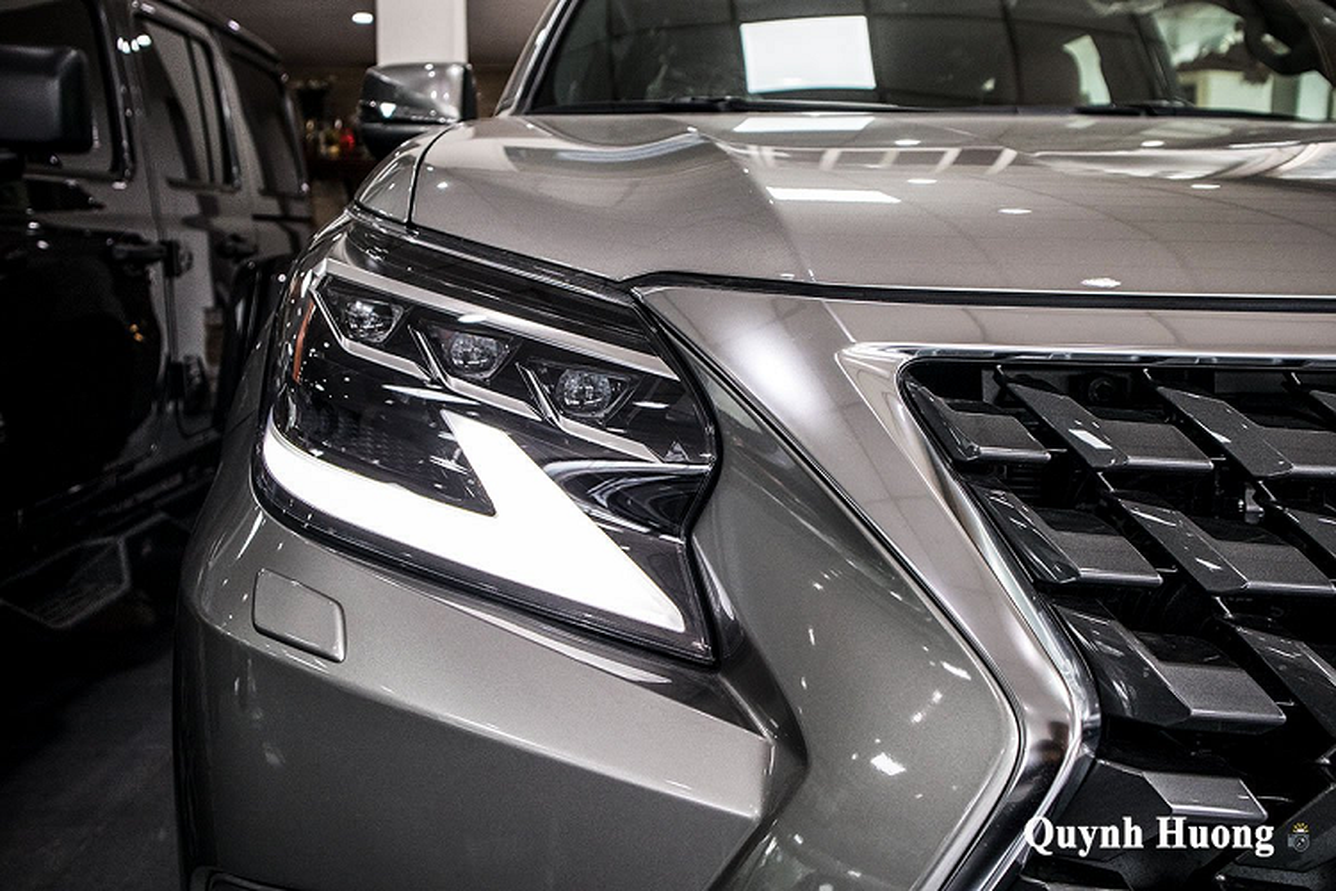 Lexus GX 460 2020 nhap Trung Dong hon 6 ty ve Viet Nam-Hinh-3