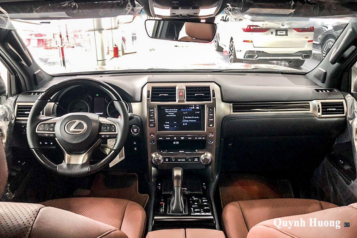 Lexus GX 460 2020 nhap Trung Dong hon 6 ty ve Viet Nam-Hinh-6