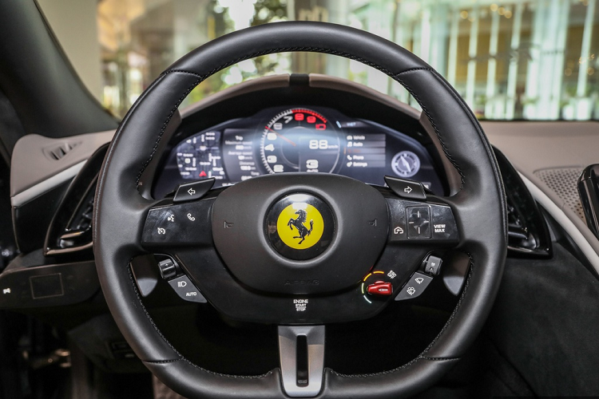 Ferrari Roma ban ra tu hon 5,2 ty dong tai Dong Nam A-Hinh-7
