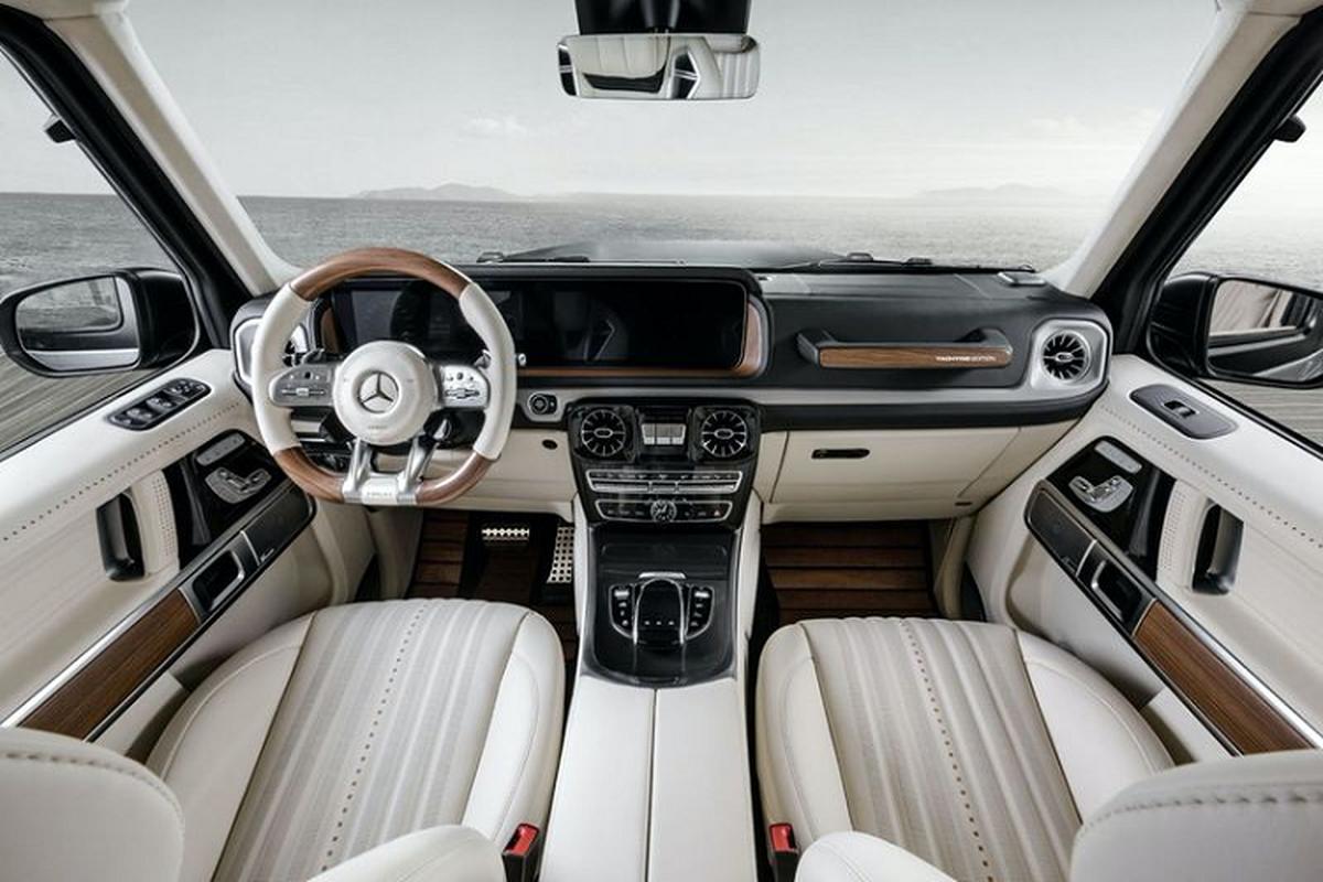 "Ngam ""du thuyen tren can"" Mercedes-AMG G63 Yachting Edition-Hinh-3"