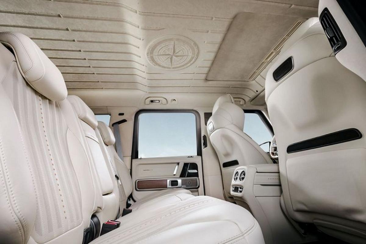 "Ngam ""du thuyen tren can"" Mercedes-AMG G63 Yachting Edition-Hinh-4"