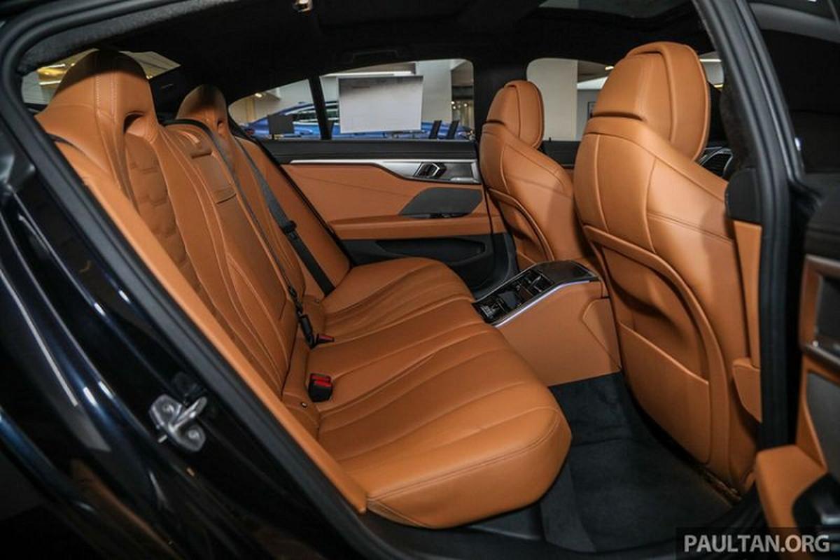 BMW 840i GranCoupe M-Sport 2020 tu 5,2 ty dong tai Malaysia-Hinh-6