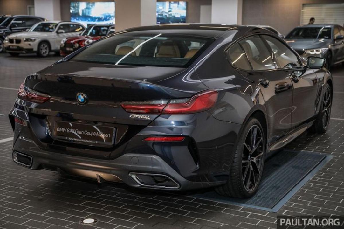 BMW 840i GranCoupe M-Sport 2020 tu 5,2 ty dong tai Malaysia-Hinh-9