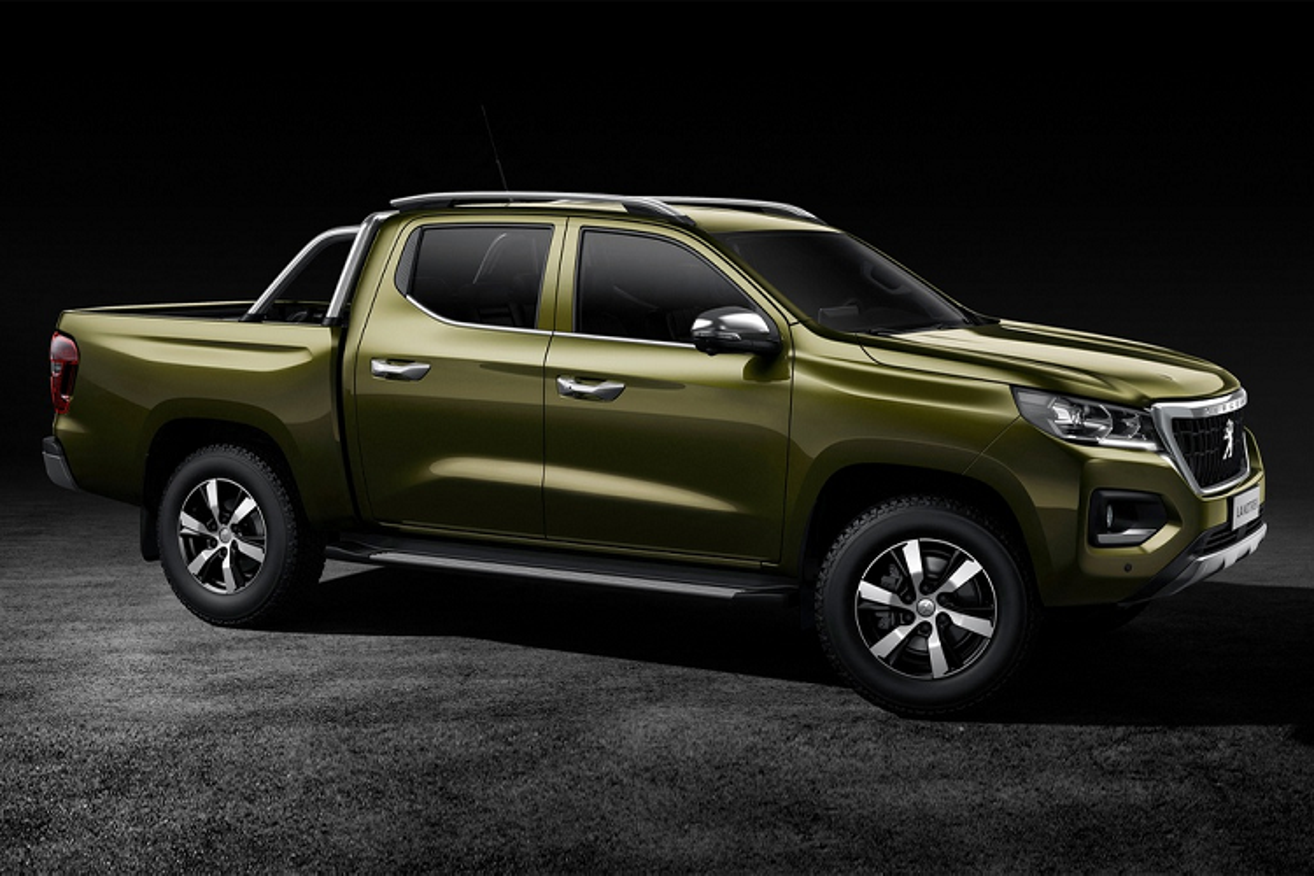 Peugeot sap ra mat ban tai Landtrek, doi thu Ford Ranger-Hinh-3