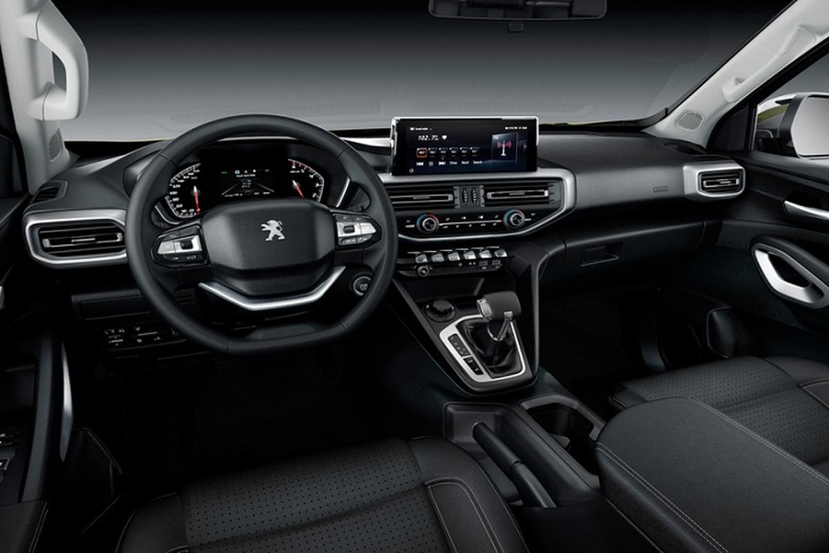 Peugeot sap ra mat ban tai Landtrek, doi thu Ford Ranger-Hinh-5