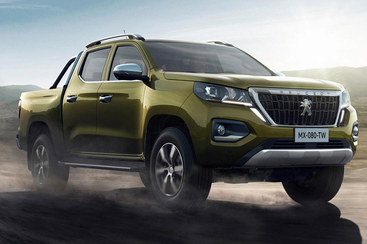 Peugeot sap ra mat ban tai Landtrek, doi thu Ford Ranger-Hinh-7