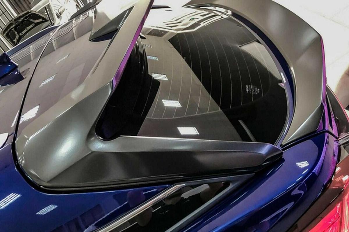 "Ngam Lexus RX va NX ""hoang dai"" duoi tay dan choi Nga-Hinh-3"