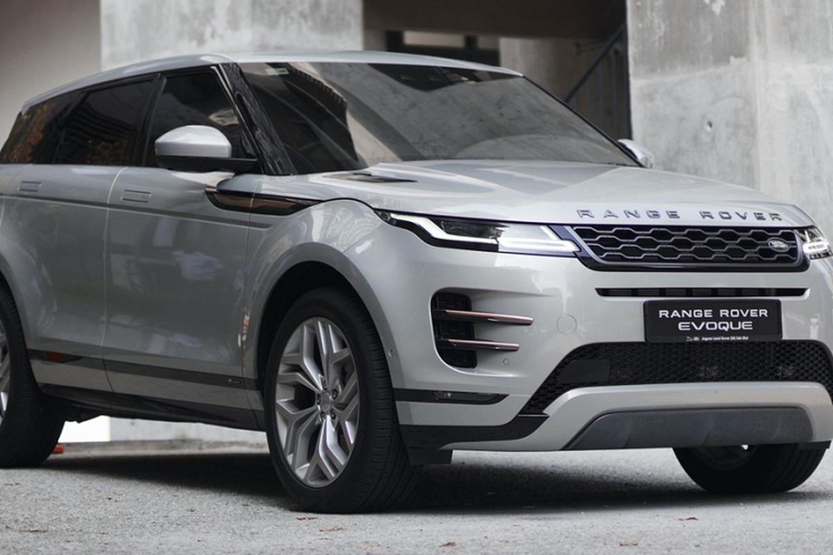 Range Rover Evoque 2020 hon 2,2 ty tai Malaysia sap ve VN?