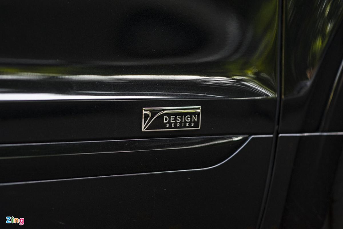 Can canh Bentley Bentayga Design Series doc nhat Viet Nam-Hinh-4