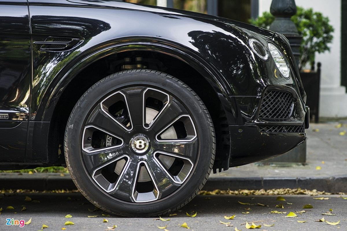 Can canh Bentley Bentayga Design Series doc nhat Viet Nam-Hinh-5