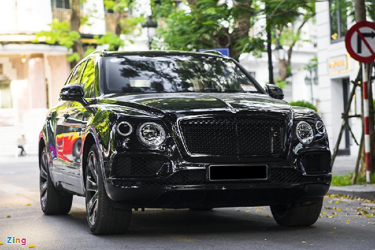 Can canh Bentley Bentayga Design Series doc nhat Viet Nam