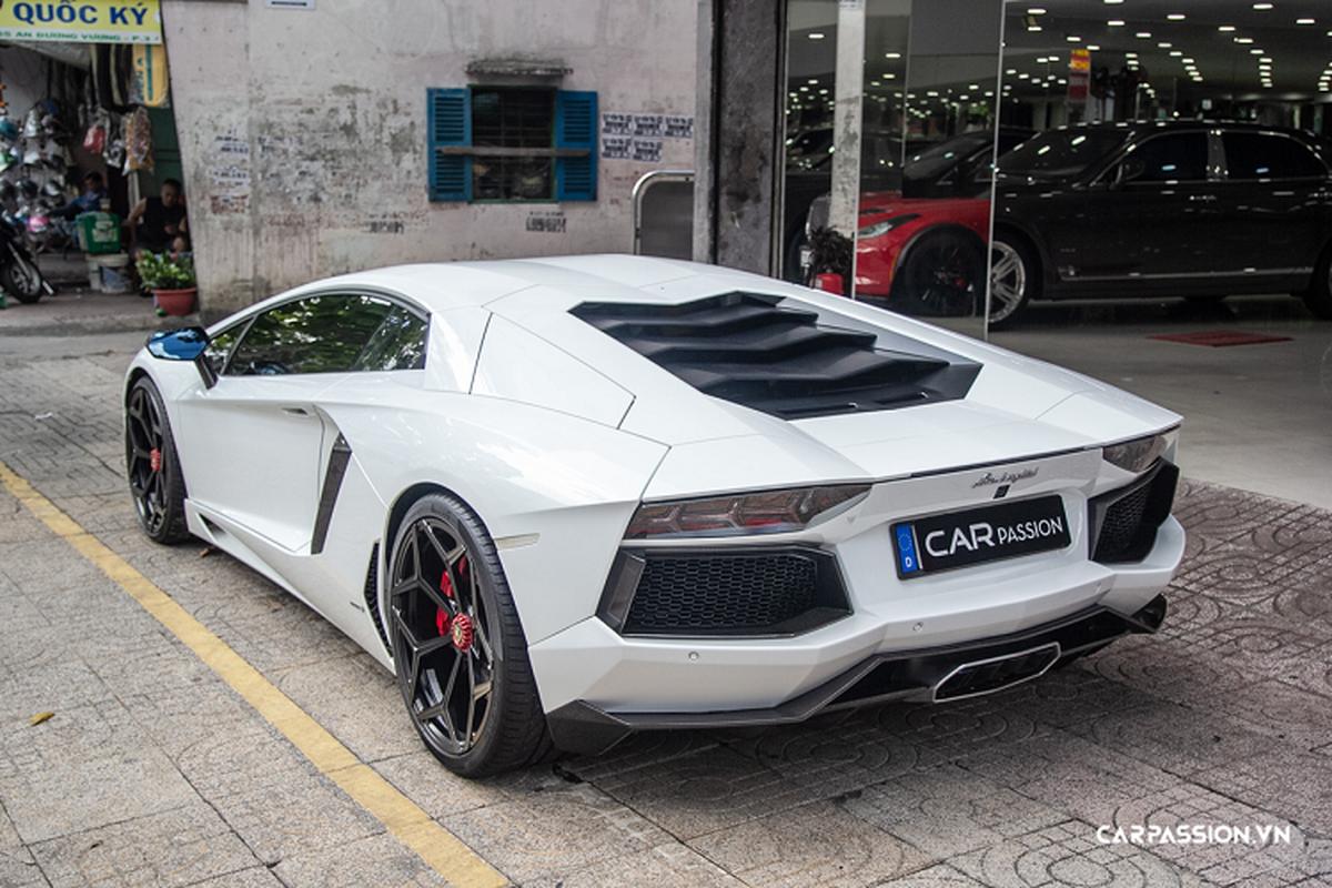 Lamborghini Aventador hon 20 ty, chinh hang doc nhat Viet Nam-Hinh-8