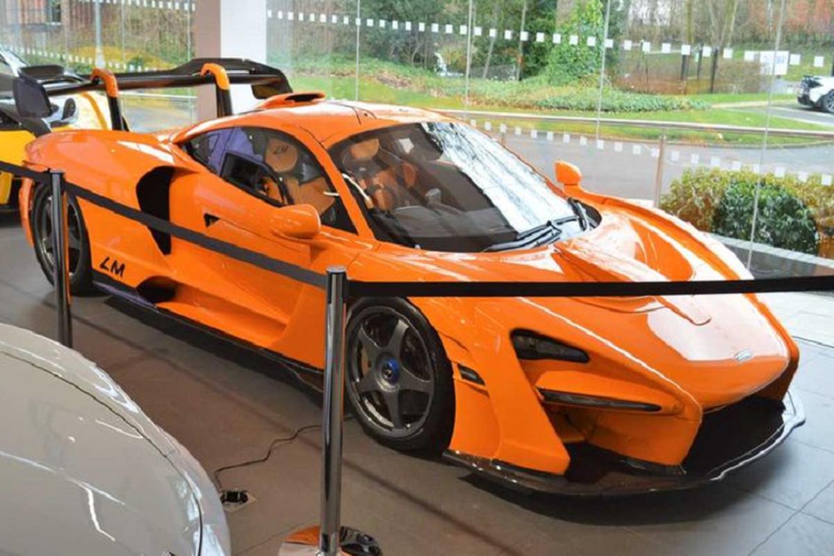 Soi ki sieu pham the gioi - McLaren Senna LM duy nhat o Uc-Hinh-2