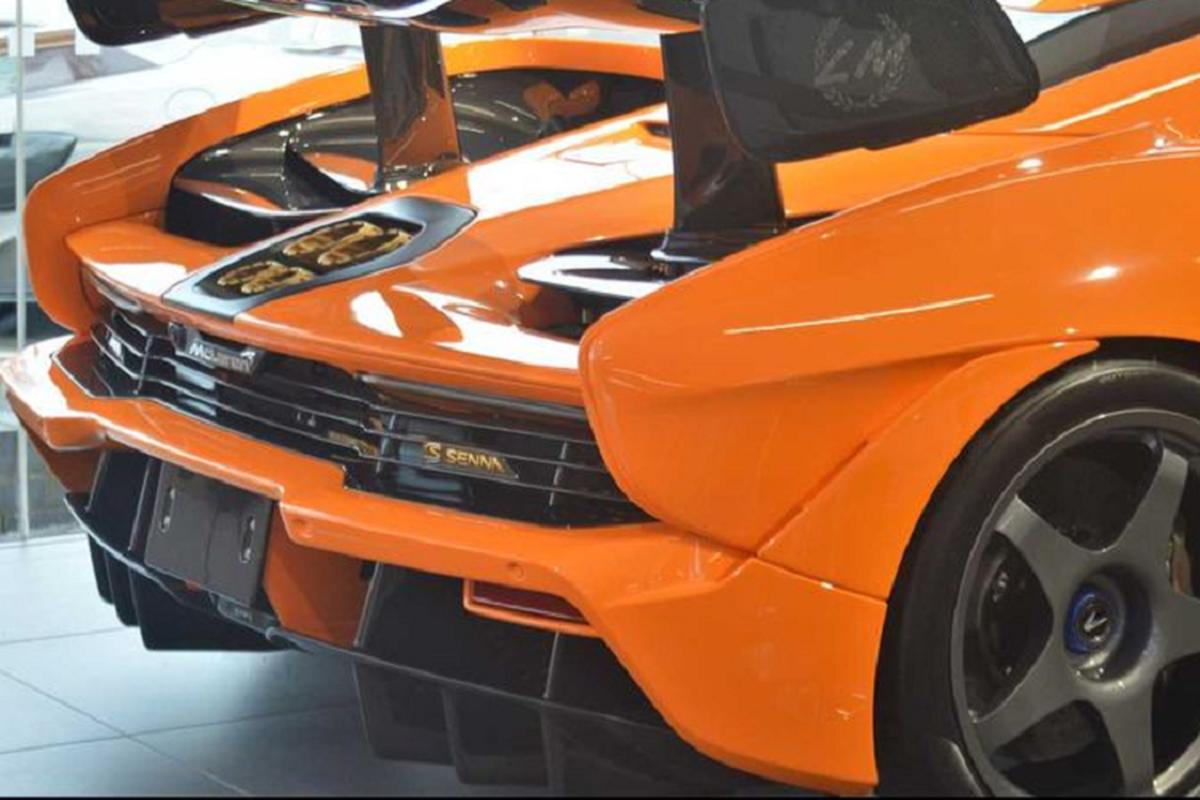 Soi ki sieu pham the gioi - McLaren Senna LM duy nhat o Uc-Hinh-3