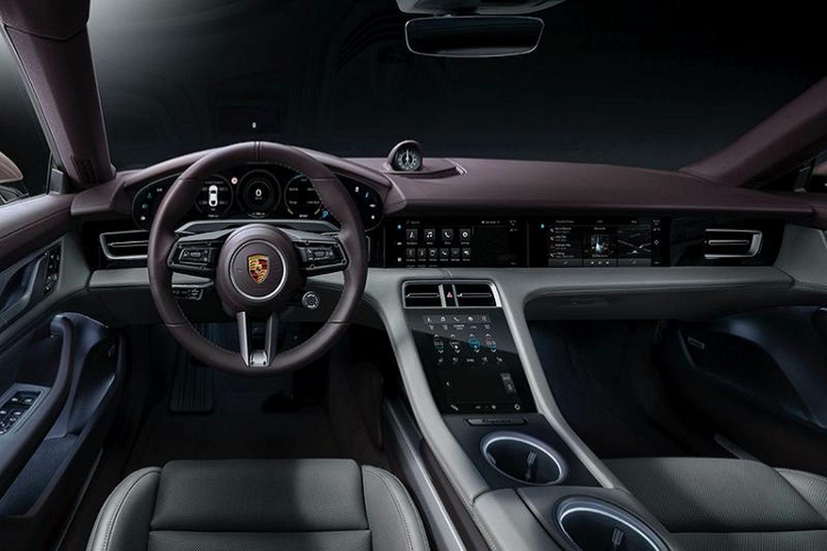 Ra mat Porsche Taycan RWD tu 2,9 ty dong tai Trung Quoc-Hinh-6