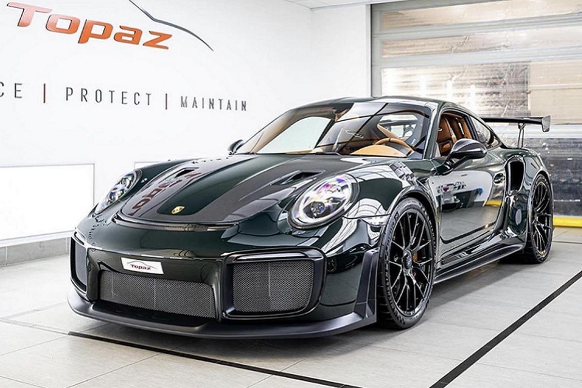 "Porsche 911 GT2 RS ""lot xac"" hoan toan boi Topaz Detailling-Hinh-11"