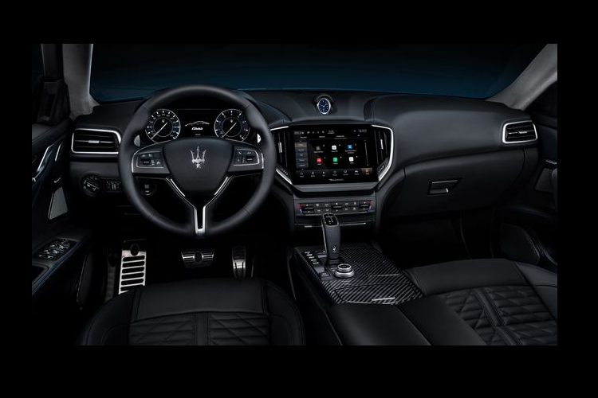 Maserati Ghibli Hybrid moi nang cap ngoai that, manh 330 ma luc-Hinh-7