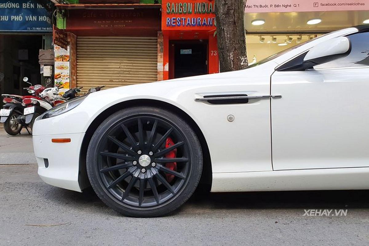 Aston Martin DB9 Volante cua ong chu Trung Nguyen tai Sai Gon-Hinh-3