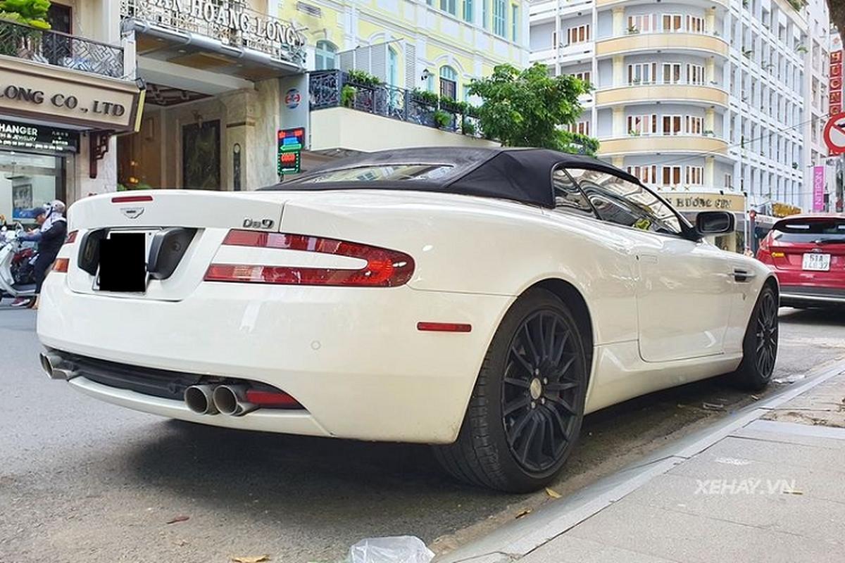 Aston Martin DB9 Volante cua ong chu Trung Nguyen tai Sai Gon-Hinh-7