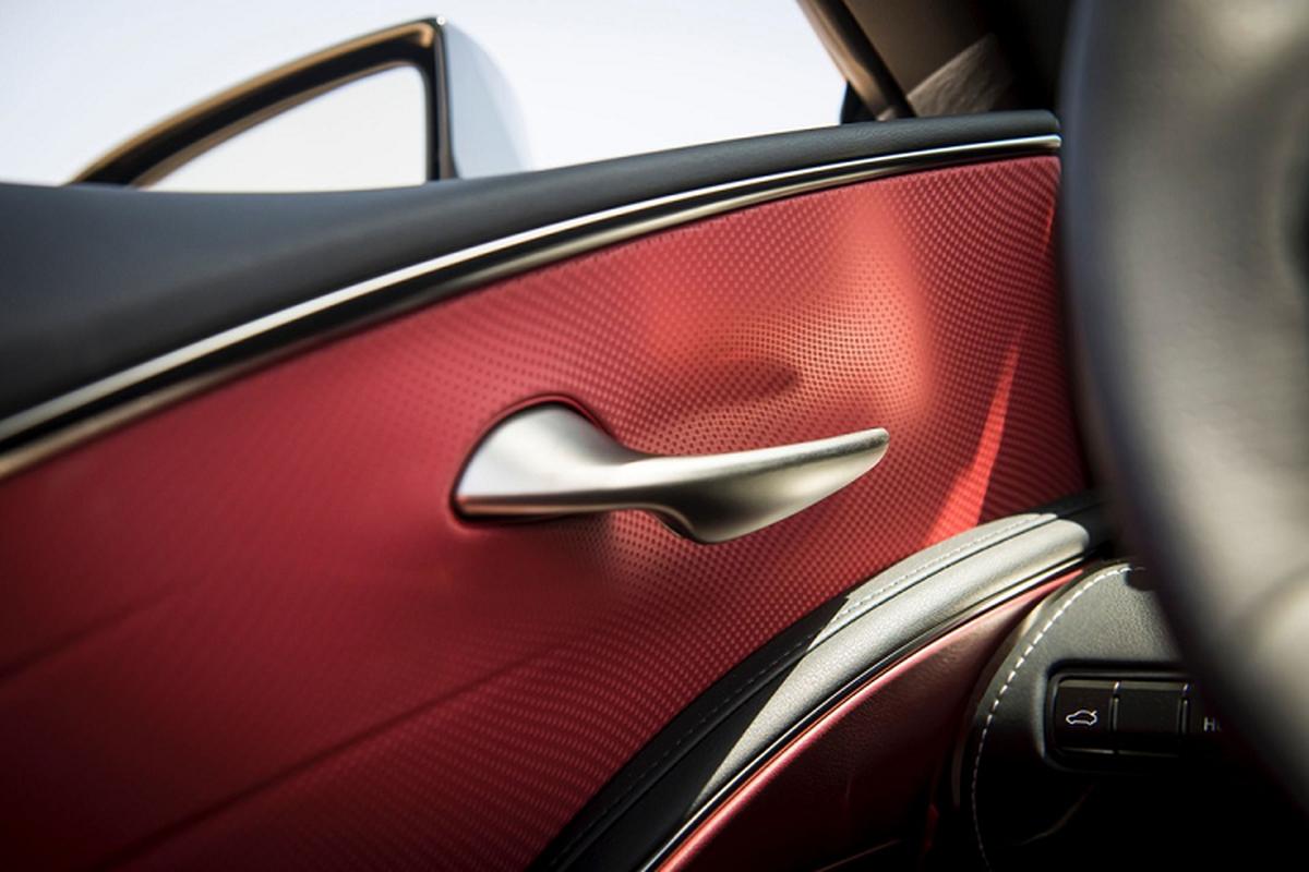 Lexus LC 500 Convertible 2021 se ban ra tu hon 2,3 ty dong-Hinh-9