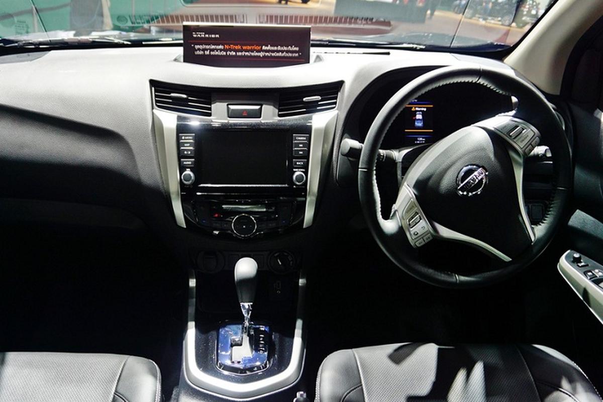 Nissan Navara N-Trek Warrior 2020 khoi diem tu 695 trieu dong-Hinh-6
