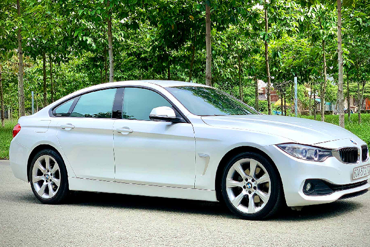 BMW 428i Grand Coupe chay 5 nam, nguoi dung