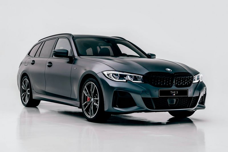 BMW M340i xDrive Touring First Edition moi so huu den laser