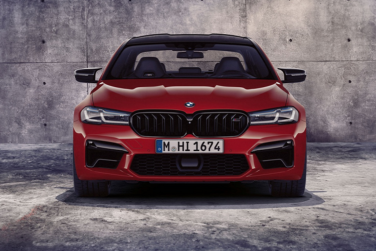 BMW M5 Competition 2021 ban ra toi hon 4 ty dong
