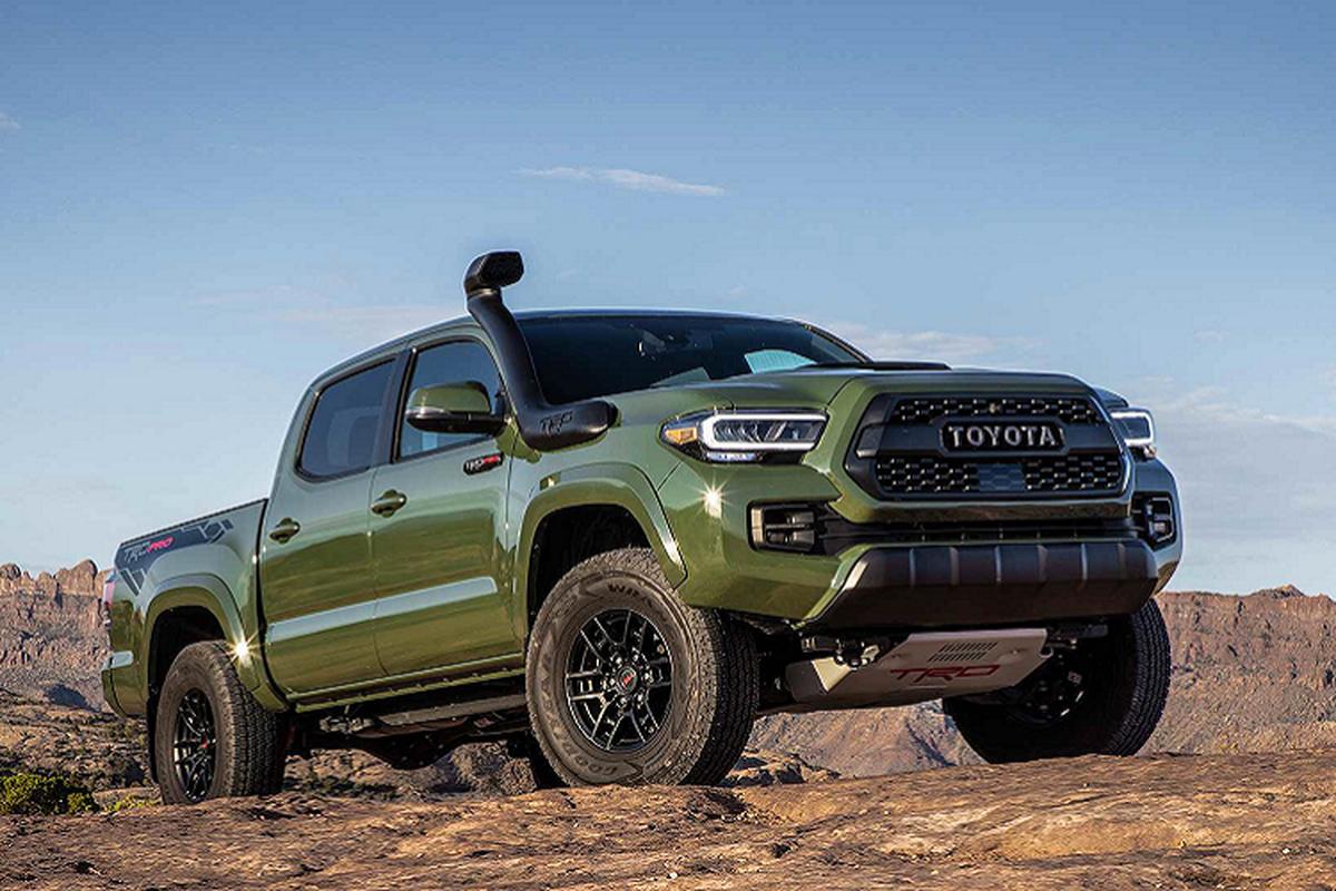 Ford Ranger vuot Colorado tai My, nhung van thua xa Toyota Tacoma-Hinh-2