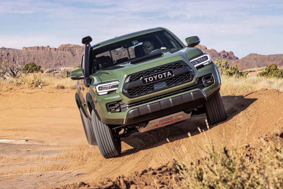 Ford Ranger vuot Colorado tai My, nhung van thua xa Toyota Tacoma-Hinh-6