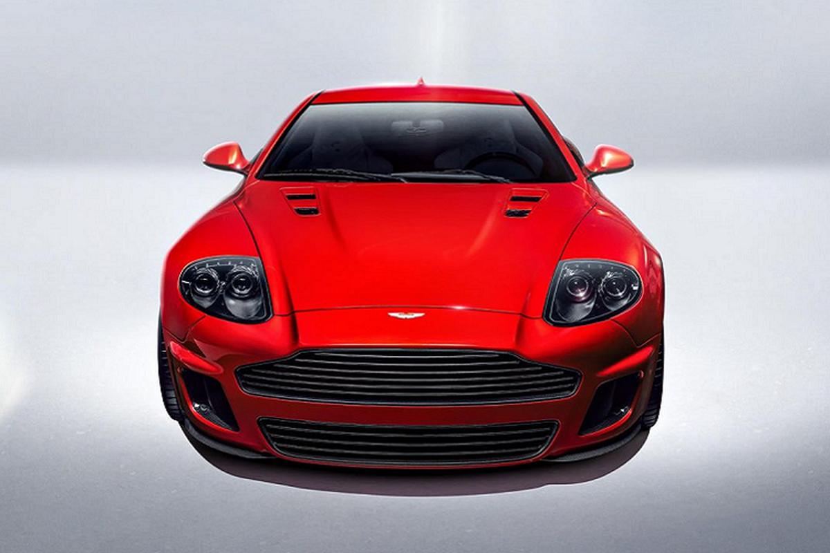 Aston Martin Vanquish 25 moi