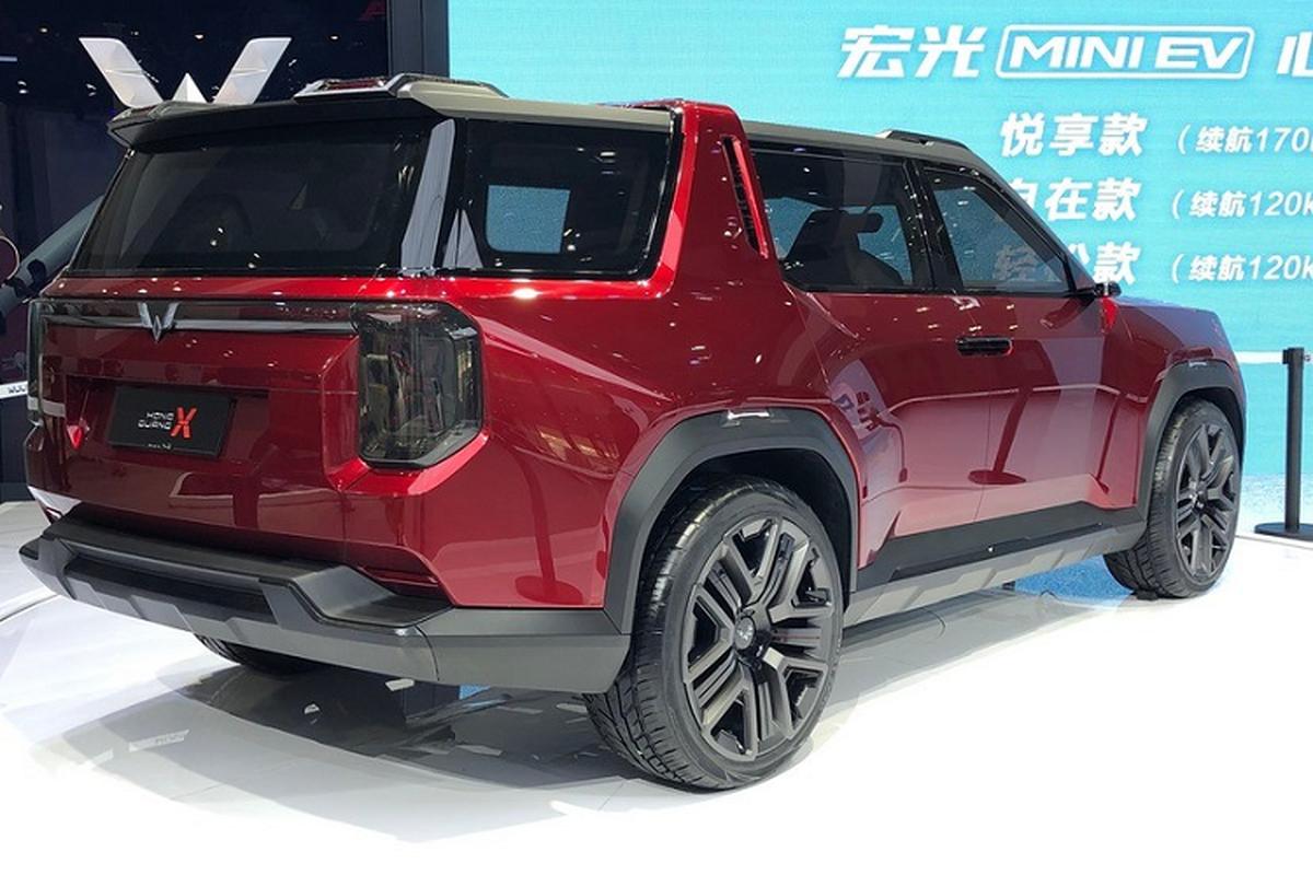 Wuling Hong Guang X - SUV 7 cho ham ho cua Trung Quoc-Hinh-6
