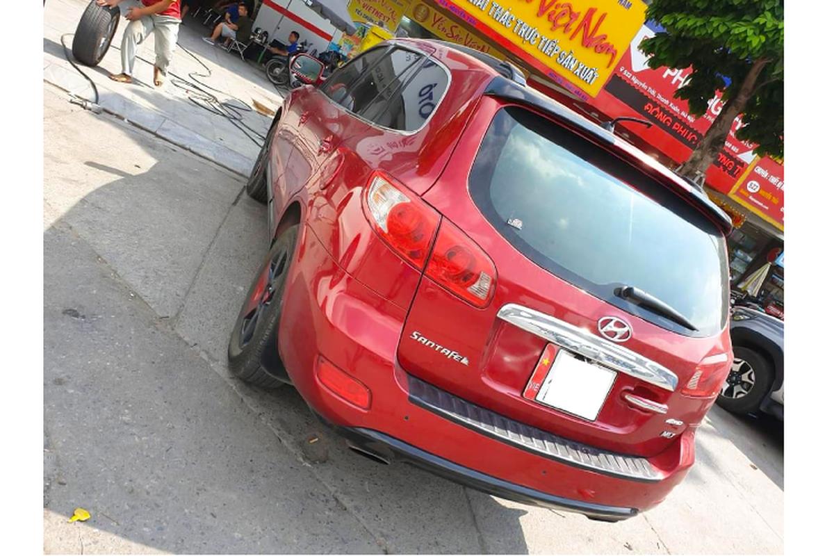 Hyundai SantaFe chay 12 nam len doi 2019 moi o Ha Noi-Hinh-3