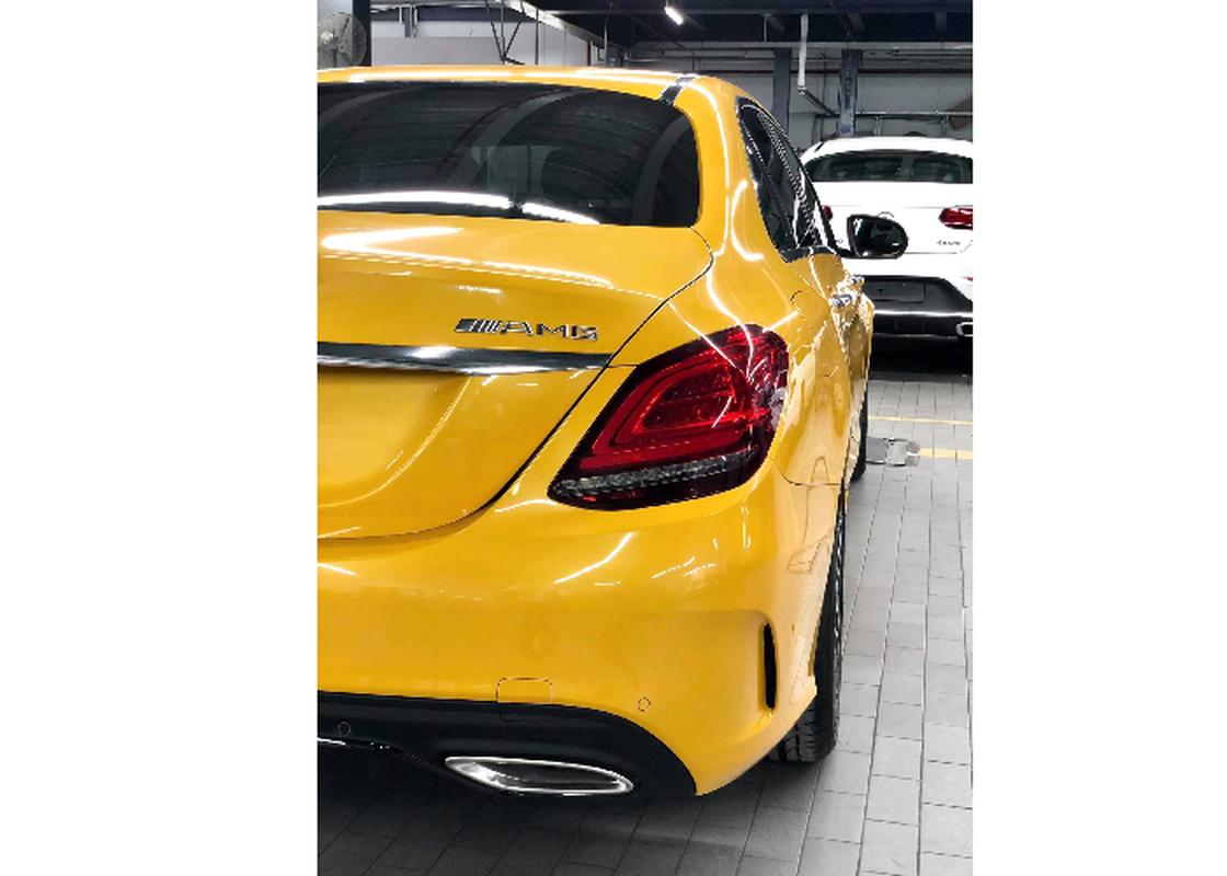 Mercedes-Benz C300 AMG son mau doc tu 40 trieu tai Viet Nam-Hinh-4