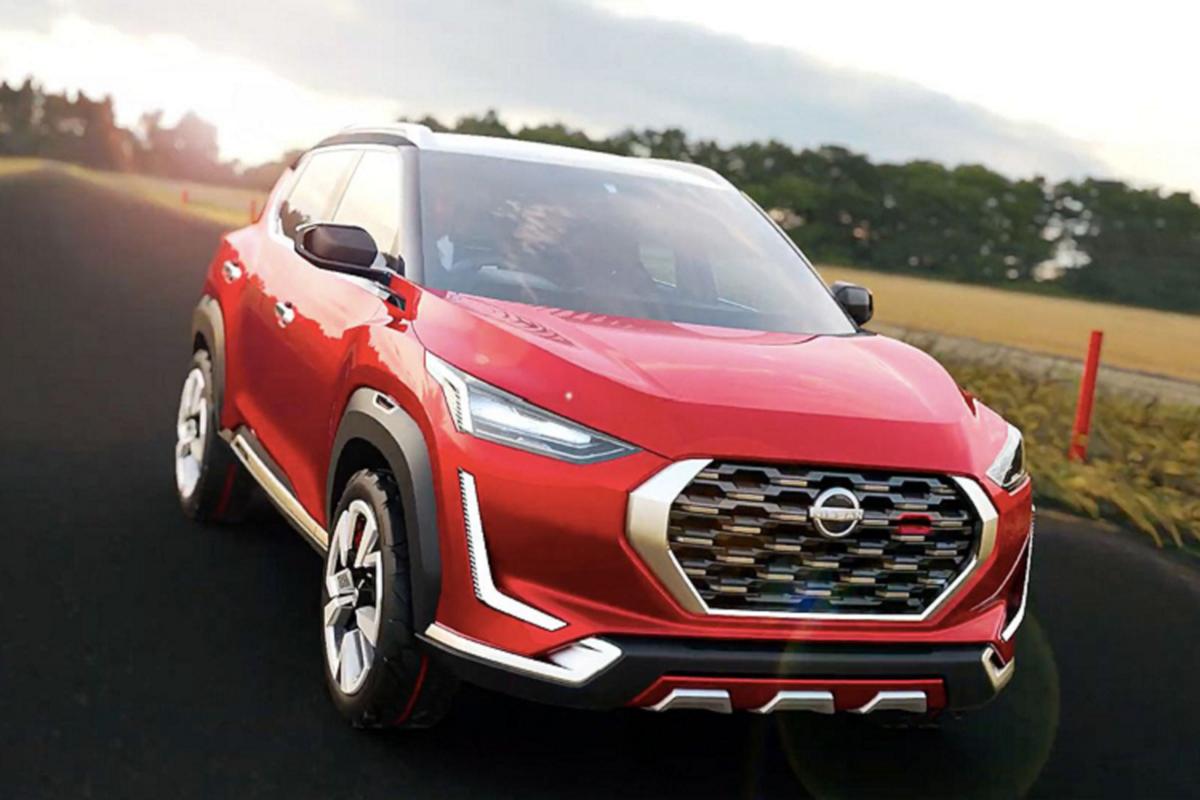 Nissan Magnite 2021 moi co gi de canh tranh Ford EcoSport?-Hinh-2
