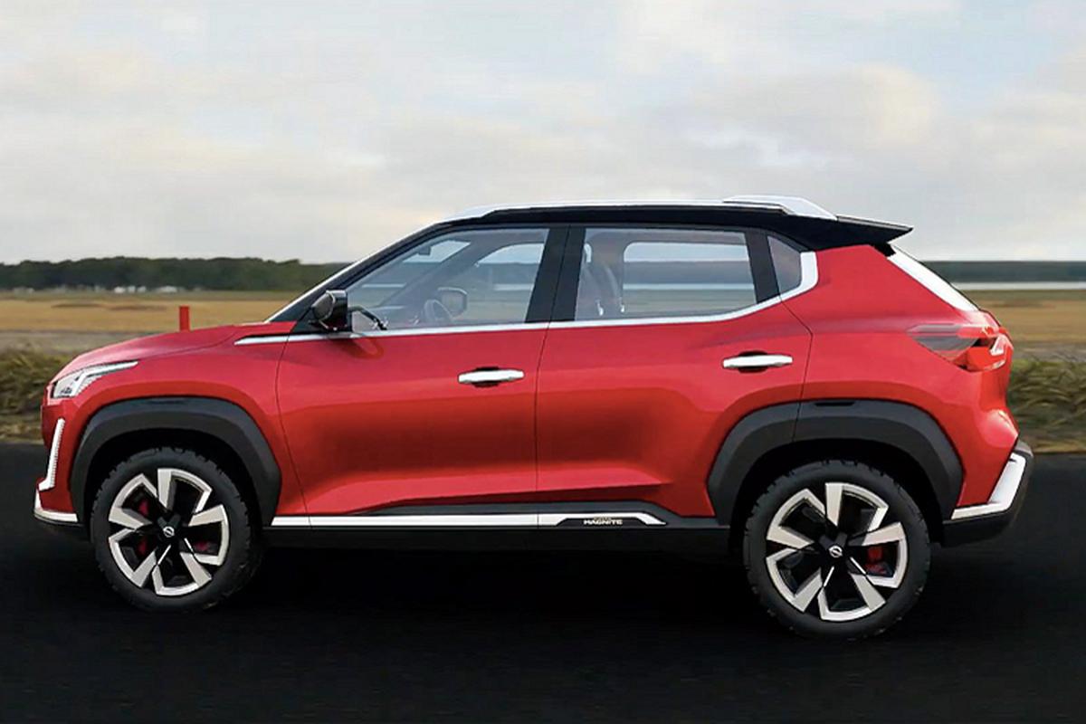 Nissan Magnite 2021 moi co gi de canh tranh Ford EcoSport?-Hinh-7