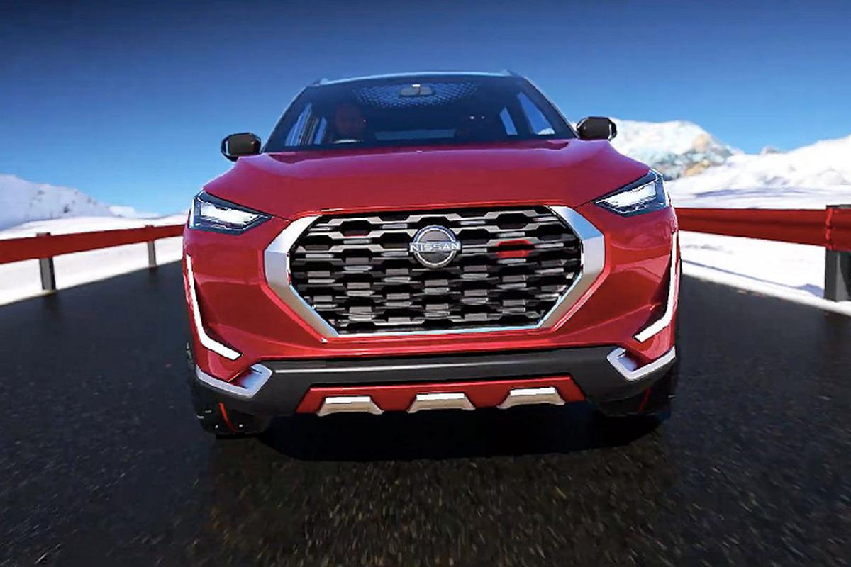 Nissan Magnite 2021 moi co gi de canh tranh Ford EcoSport?-Hinh-8