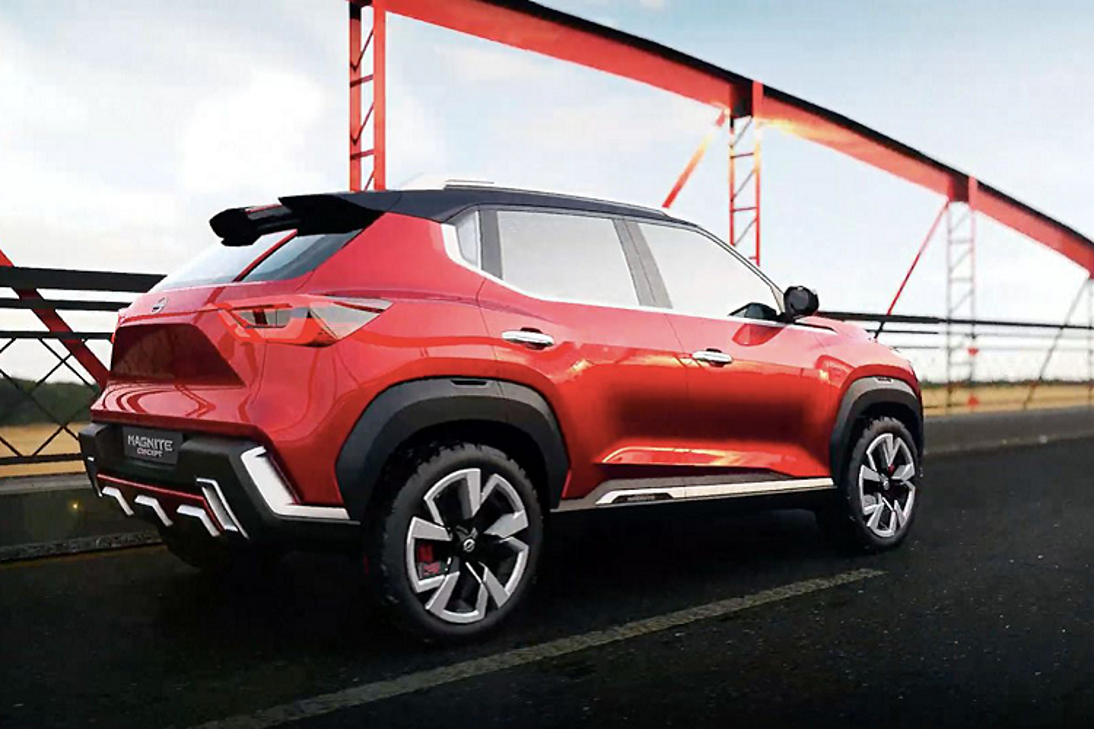 Nissan Magnite 2021 moi co gi de canh tranh Ford EcoSport?-Hinh-9