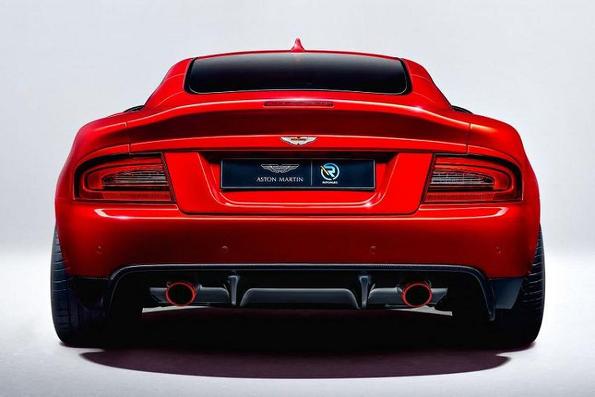 Aston Martin Callum Vanquish gioi han 25 chiec, toi 16,2 ty dong-Hinh-4