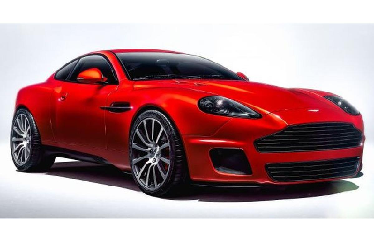 Aston Martin Callum Vanquish gioi han 25 chiec, toi 16,2 ty dong