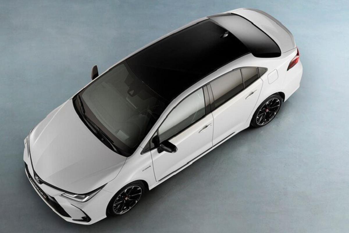 Toyota Corolla GR Sport 2021 moi, the thao va tinh te hon-Hinh-6