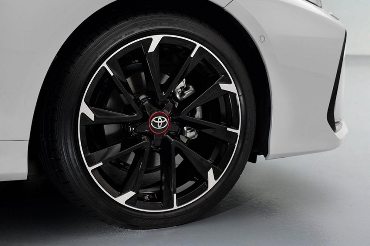 Toyota Corolla GR Sport 2021 moi, the thao va tinh te hon-Hinh-7