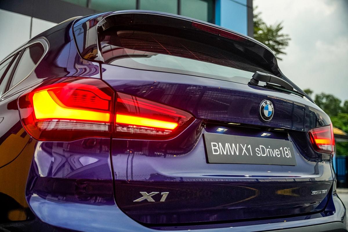 BMW X1 2020 tai Malaysia re hon Viet Nam gan 1 ty dong-Hinh-4